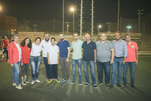 Ramadan football League